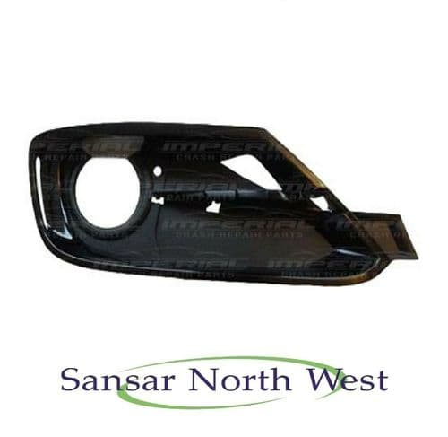 BMW 3 Series Drivers Side Outer Grill Trim for Sport Models O/S RIGHT 12-15